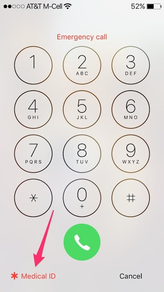 triki w iPhone