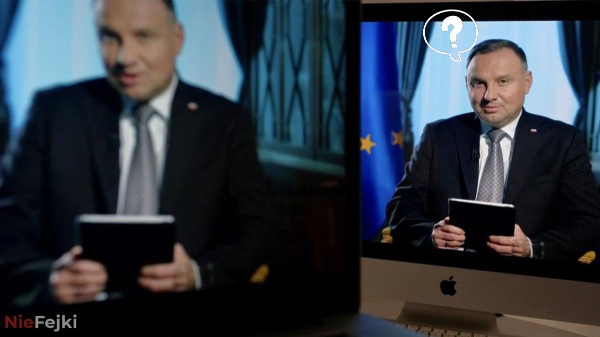 Andrzej Duda wystosował mocny apel do Polaków. Prosi o jedno.