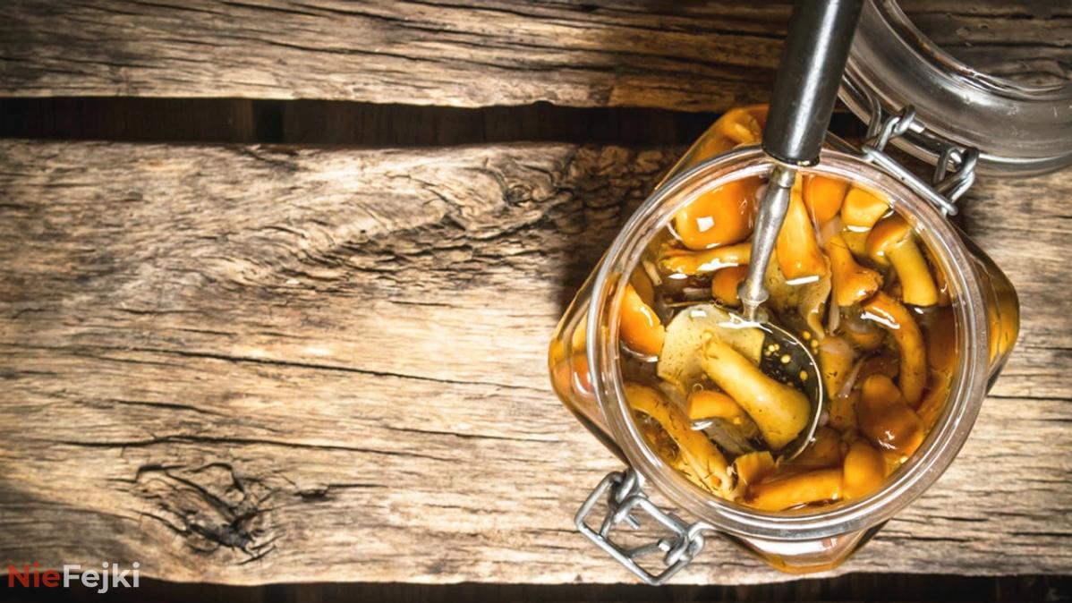 Jak łatwo przygotować pyszne grzyby w marynacie?