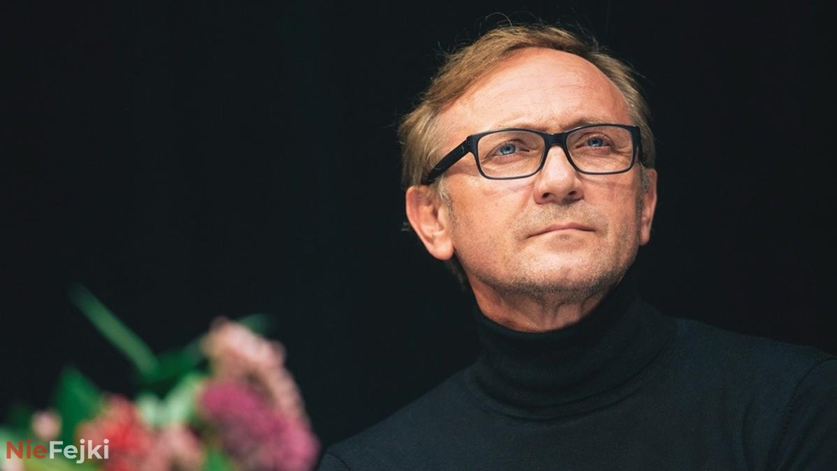 Andrzej Chyra nie pije od ponad roku. Aktor zdradził powód!