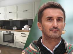 Sebastian Karpiel-Bułecka – ile czasu spędza w kuchni