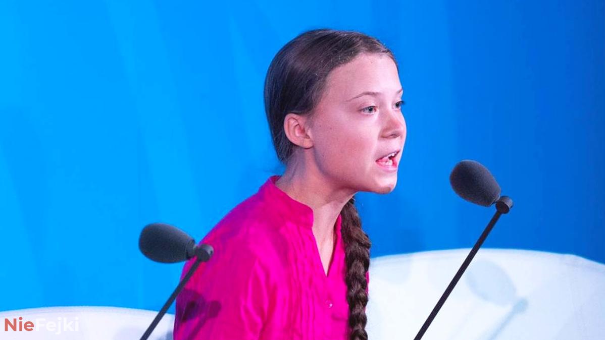 Greta Thunberg wyjawi mroczne sekrety dotyczące klimatu!
