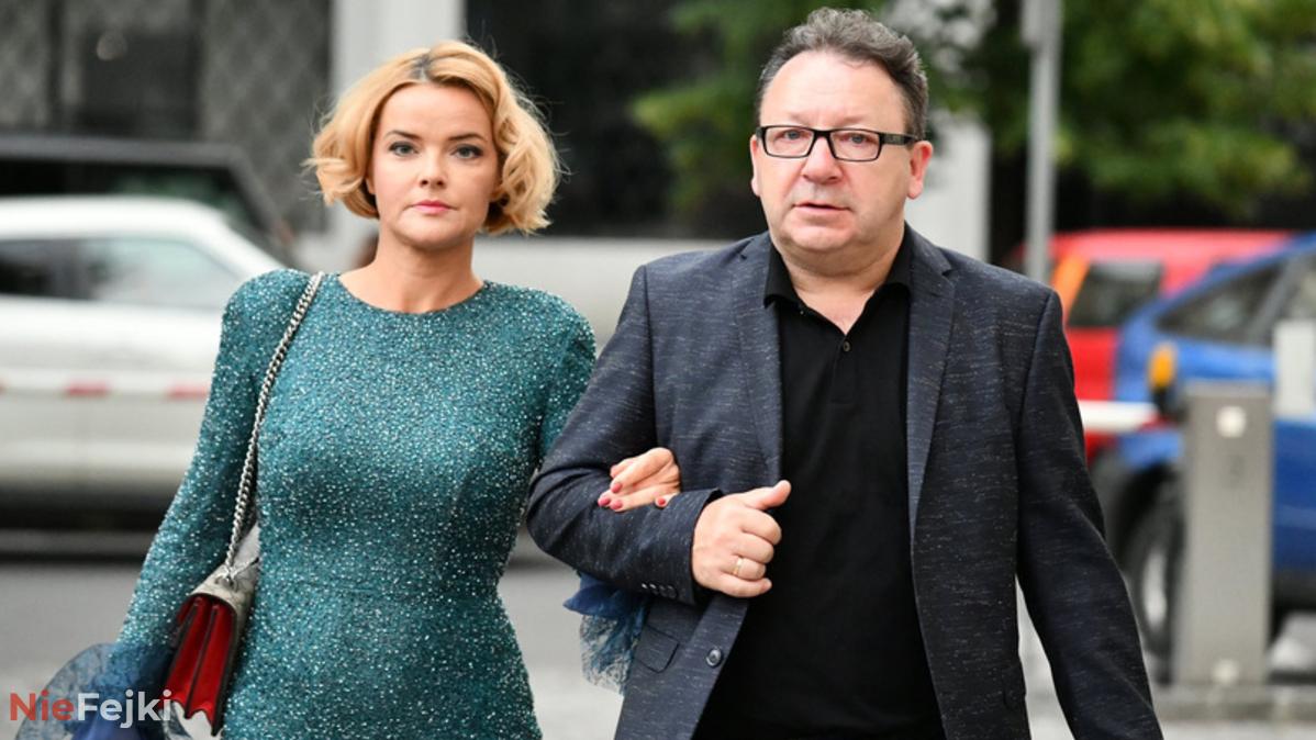 Monika Zamachowska zapełnia przestrzeń po mężu!
