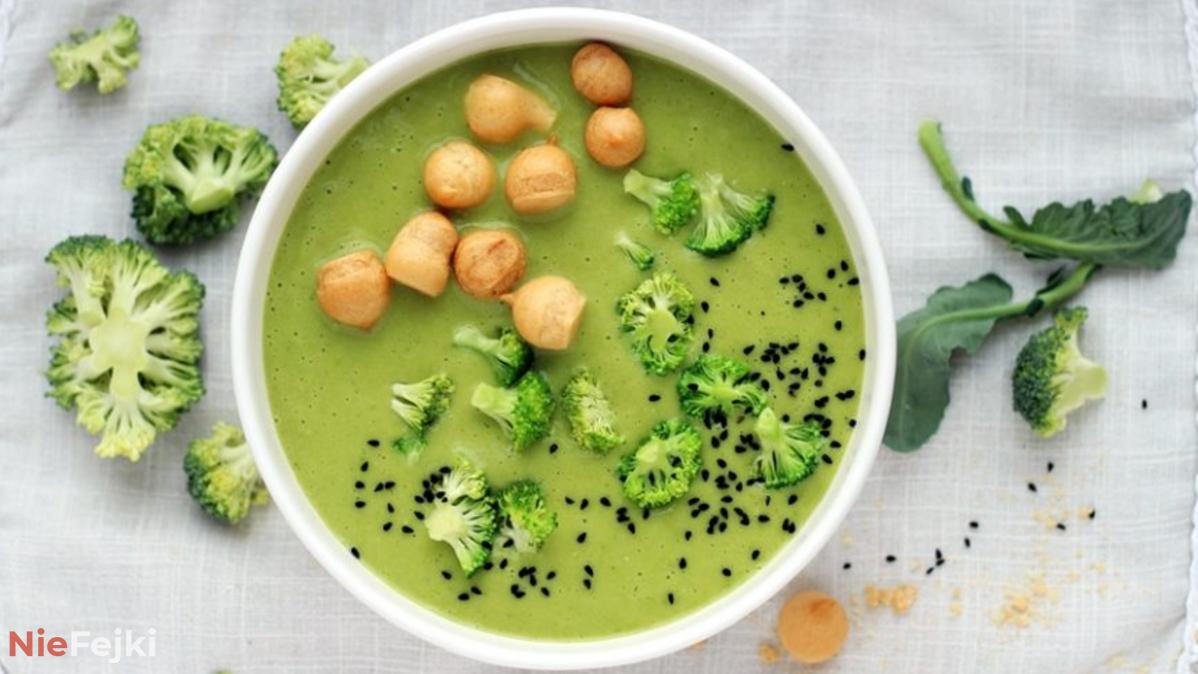 Zupa z brokułów – jak sprawić aby Twoje dzieci jadły warzywa?