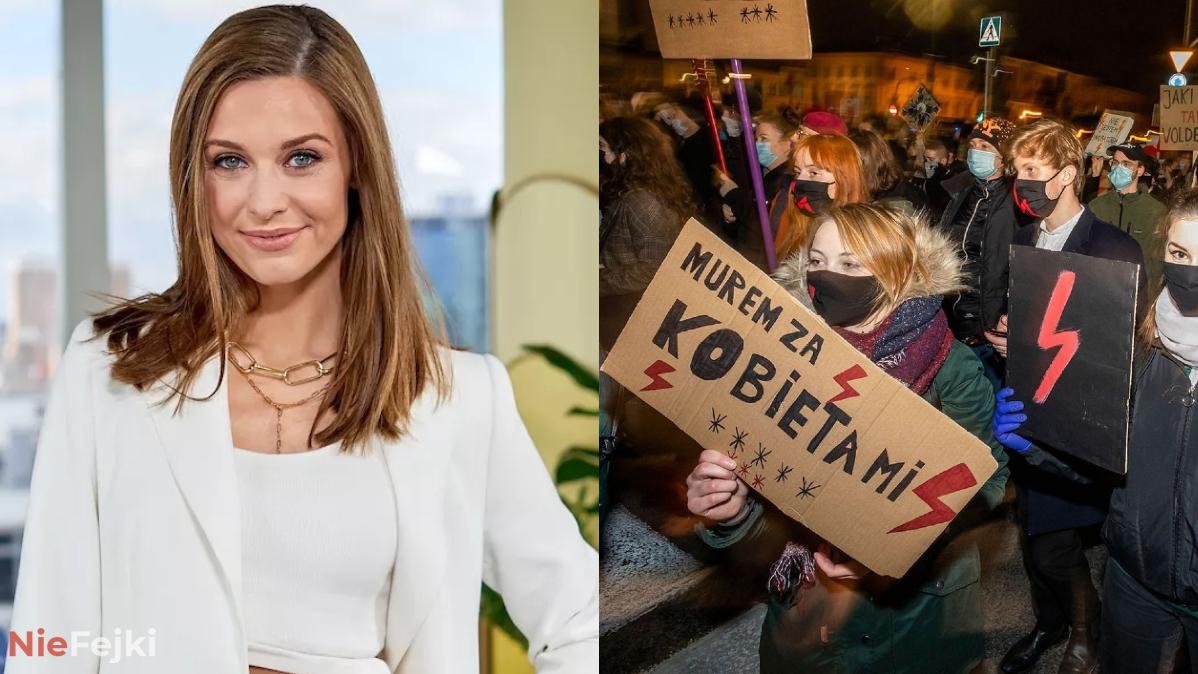 Julia Kamińska szczerze o sytuacji kobiet w Polsce!