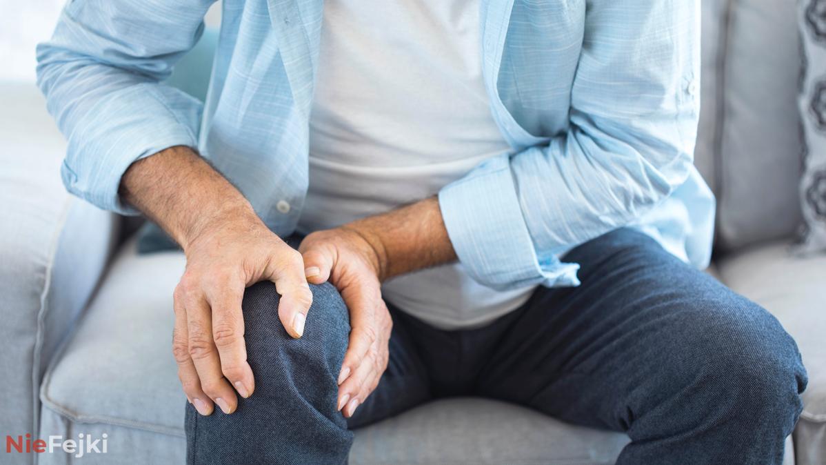Kilka prostych i domowych sposobów na ból stawów!