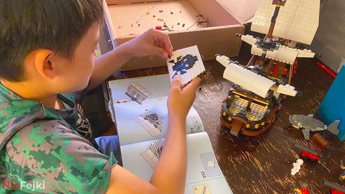 Lego wprowadza zieloną rewolucję i stawia na ekologię