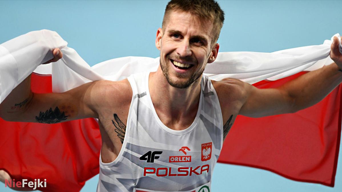 Marcin Lewandowski wystawiony na próbę podczas IO