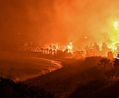 niefejki-pożar