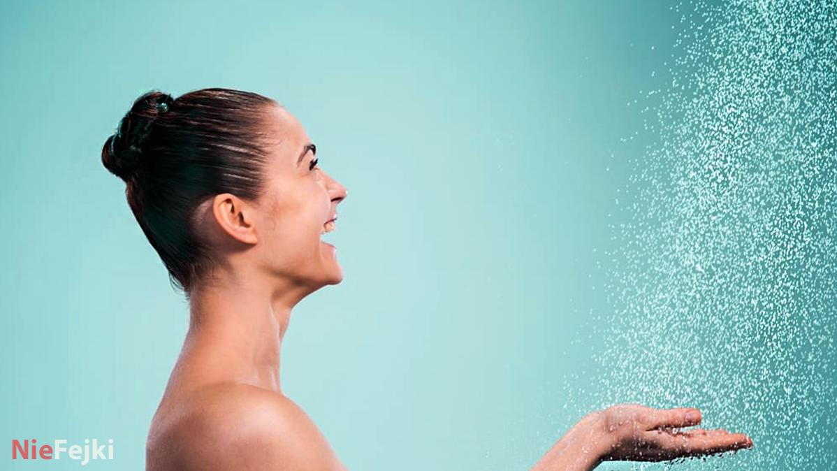Zimny prysznic – hit czy kit?