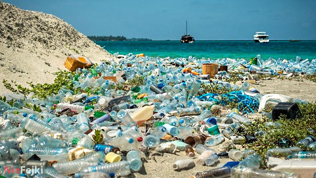 Śmieci z Pacyfiku wracają na ląd dzięki Holendrowi
