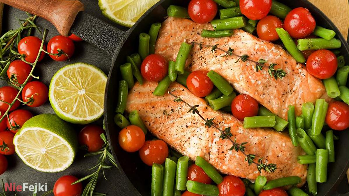 Składniki w diecie wspierające odchudzanie
