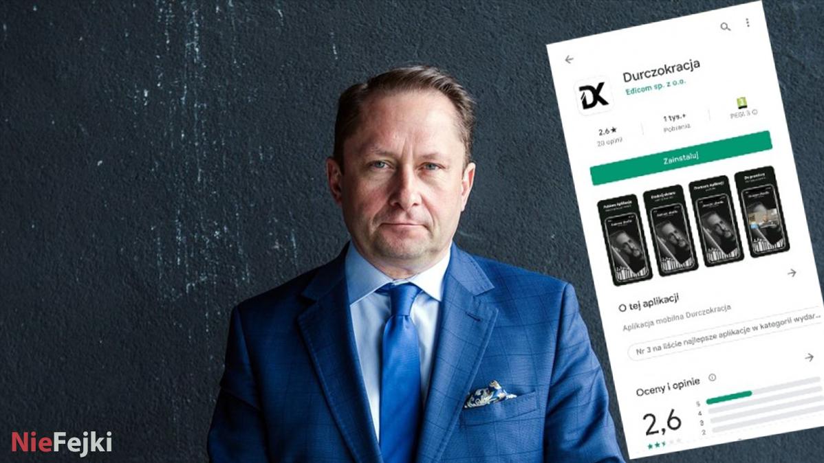 Kamil Durczok zakłada aplikację mobilną! Co tam znajdziecie?