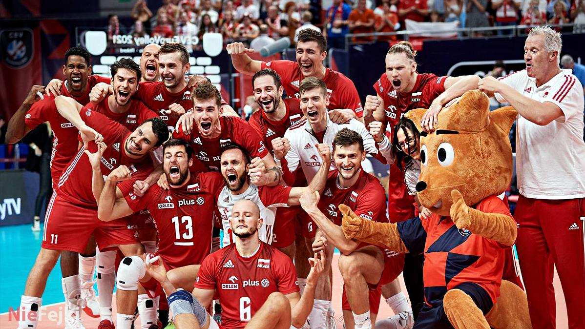 Polacy pokonują Rosjan w ćwierćfinale Mistrzostw Europy
